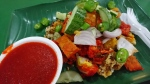 Food Guide: Indian Rojak – What on earth is this colourful dish?!?!