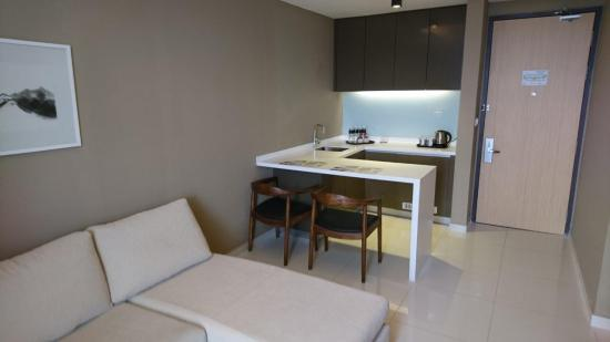 Interior of Executive Suite - The Pines Melaka