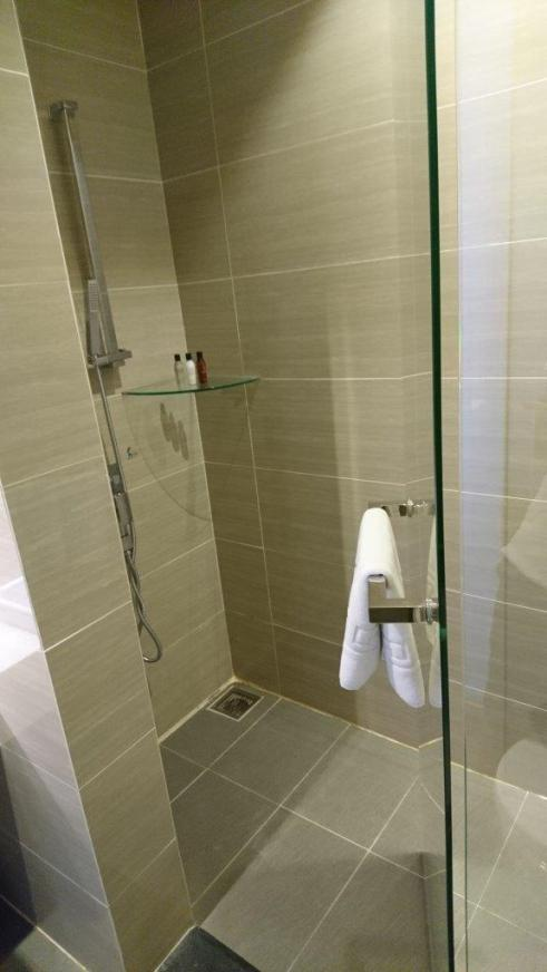 Interior of common bathroom - Executive Suite - The Pines Melaka
