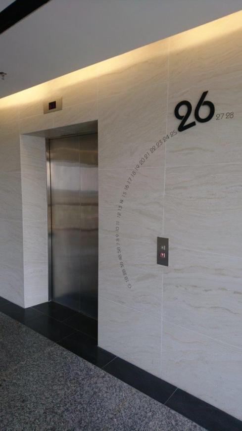 The Pines Melaka - Lift Lobby