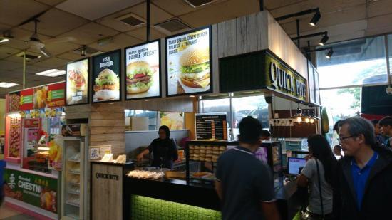 Yong Peng - Ramly Burger - Quick Bite