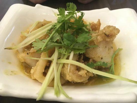 Ah Loy Thai - Crispy Butter Squid