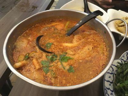Ah Loy Thai - Tom Yum Soup