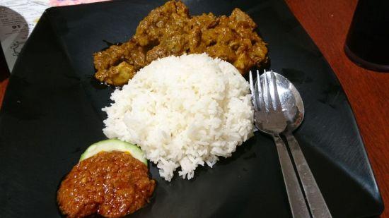 Super Makan Asia Beef Rendang