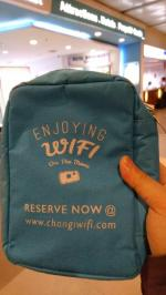 Review: Pocket Wifi Router (Changi Recommends)