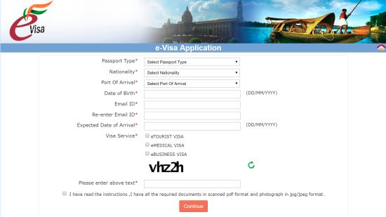 India Visa 1